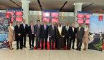Emirates witają Kijów
