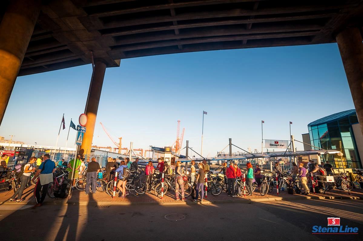 Rowerowy Potop – przez Szwecję na rowerze i promem