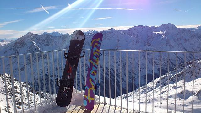 Snowboard czy narty – Jedna deska czy dwie deski?